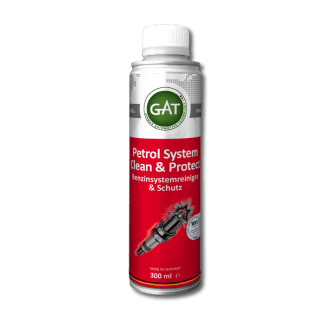 GAT PETROL SYSTEM CLEANER PLUS